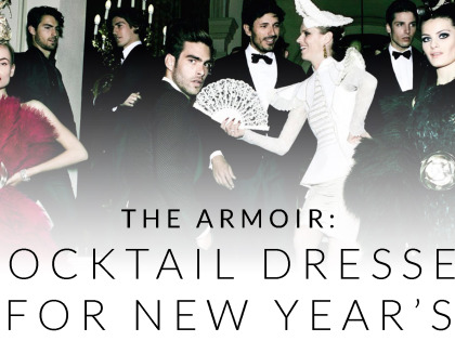 The Armoir: Cocktail Dresses for New Year's